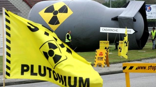 Российско-американское соглашение по утилизации плутония